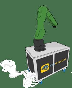 offre KMeleonbot de Tesseract solutions