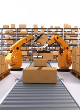 la palettisation robotisée