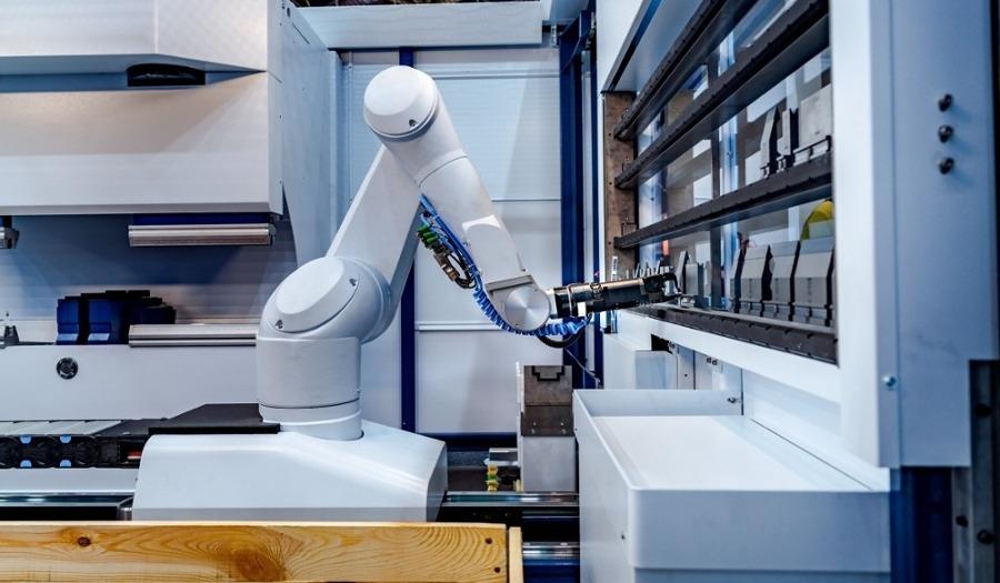 logiciel de simulation pour bras robotique