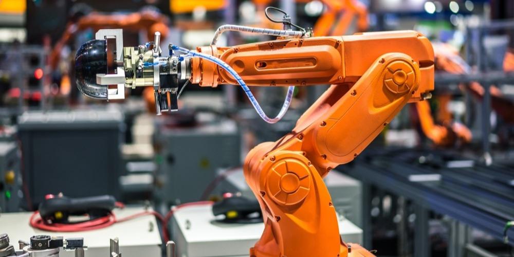 bras robotique controlé par kmeleon