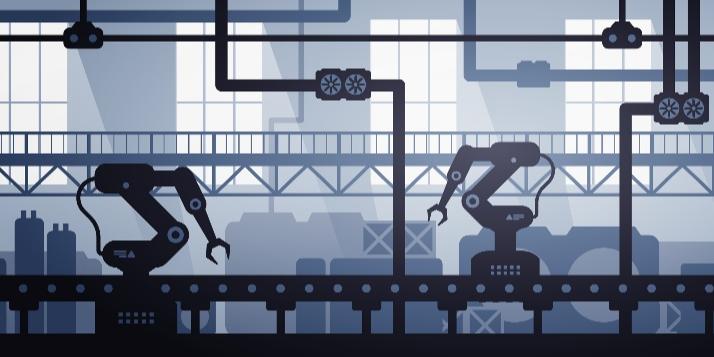 Robots qui optimisent les lignes de production