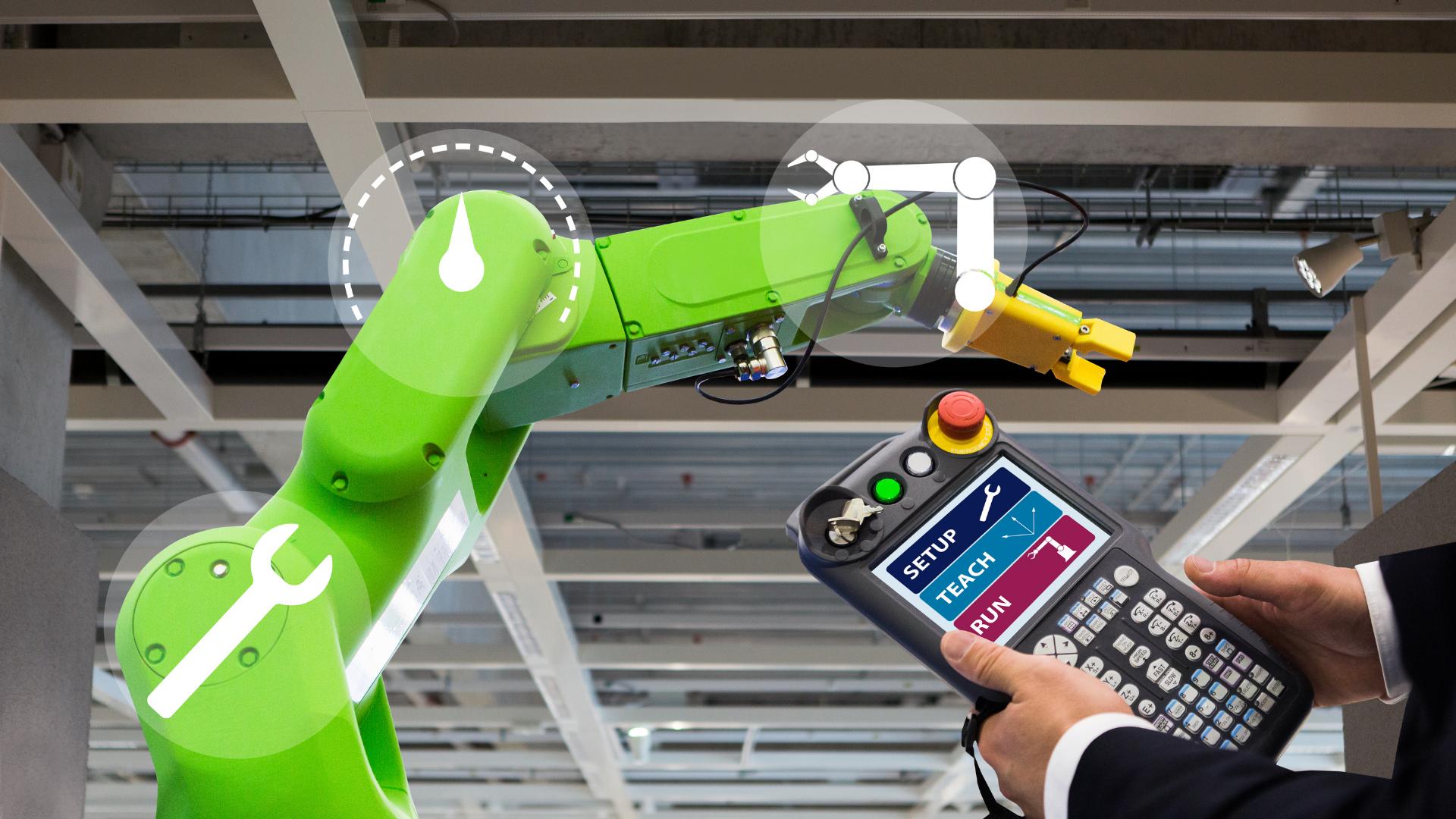 prérequis techniques paramétrage robot