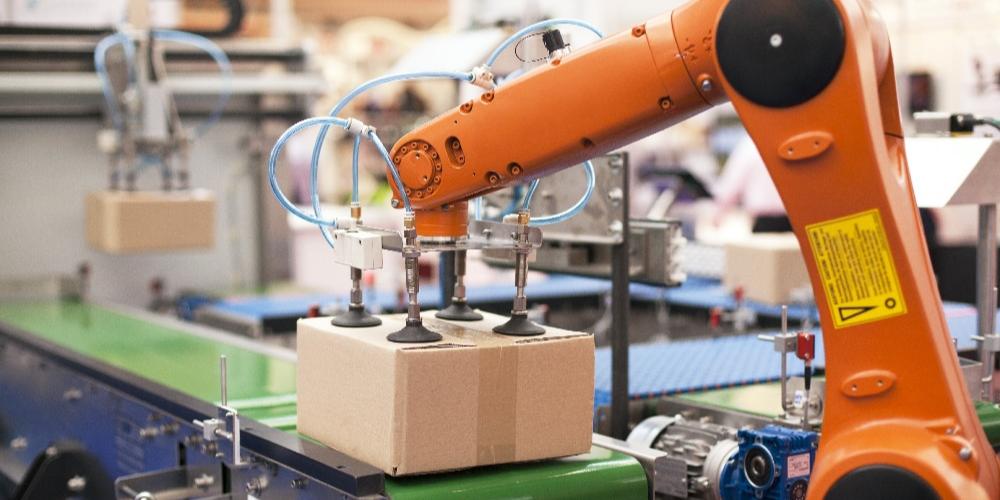 L'intégration d'un robot sur un site de production